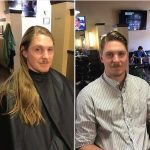 Before and After Mens Haircuts | Roseville | Lincoln | Rocklin | Granite Bay